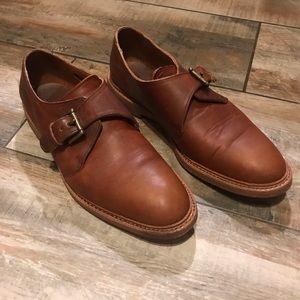 Allen Edmonds- Warwick Monk Strap Shoes (10.5D)